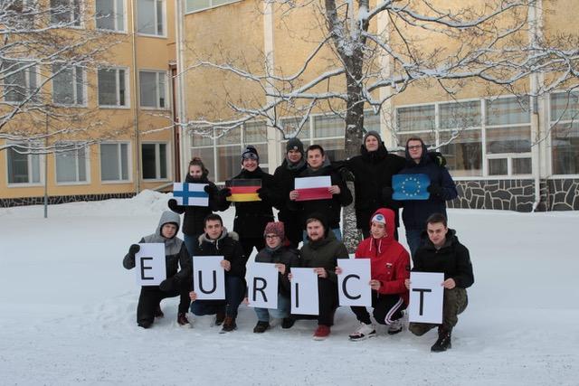 Erasmus+ Eurict