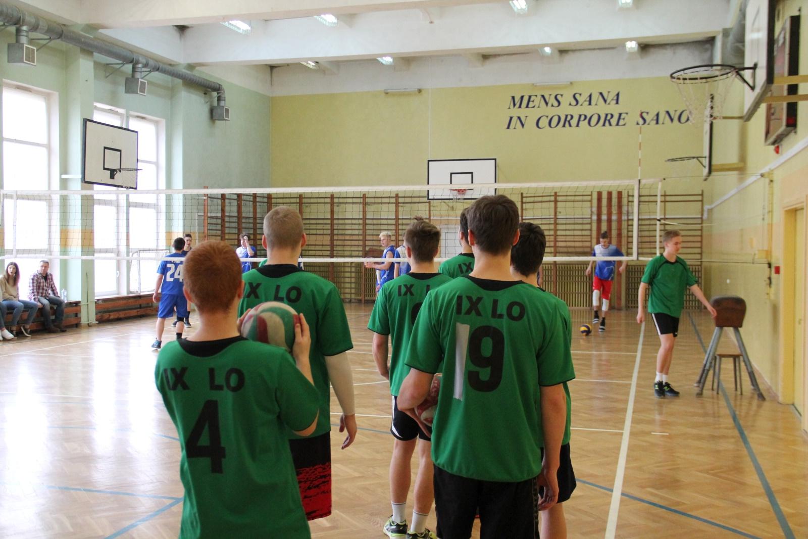 Mistrzostwa Gdyni w piłce siatkowej